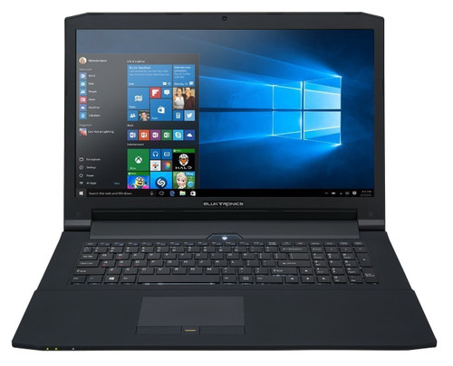 Eluktronics N170RF1 Windows 10 Professional Laptop