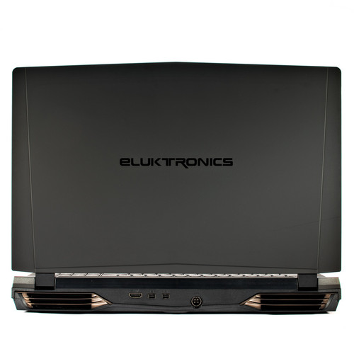 "Eluktronics P750DM2-G 15.6"" Eluktro Pro-X RTS Gaming Laptop (1TB PCIe + 16GB RAM)"
