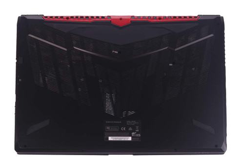 Eluktronics Pro-X P957HR Special Edition Premium NVIDIA® GeForce® GTX 1070 Max-Q BYO VR Ready Gaming Laptop