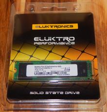 Eluktro Pro-X Performance 512GB AHCI M.2 80mm PCIe 3.0 x4 SSD