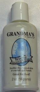 Grandma's 53012 Winter Hand Soother; Two (2) Ounce Bottle of Soothing Lotion