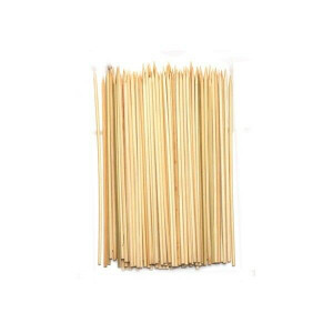 "Norpro 1936 6""/15cm Bamboo Skewers, approx 100 Piece"