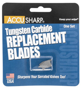 AccuSharp 003 Replacement Blades Hone Knife Sharpeners