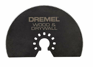 "Dremel MM450 Multi-Max 3"" Wood & Drywall Saw Blade"