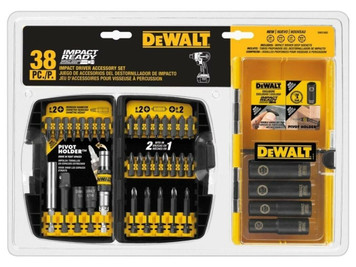 DeWalt DW2169 38 Piece Impact Driver Accessory Set