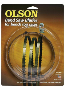 "Olson 51659 Band Saw Blade 59-1/2"" Long x 1/8"" Wide 14 TPI"