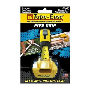 Tape Ease TE-11C2 Measuring Tape Assistant for Measuring Pipe