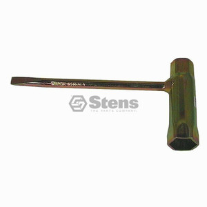 "Stens 705-632 T Wrench 3/4"" x 9/16"" Lombard Poulan 200 300 400 405 655 3400 3700"