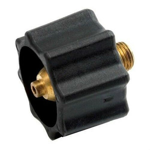 """Mr Heater Appliance End Fitting Coupling Nut by 1/4"""" Male Pipe Thread"""
