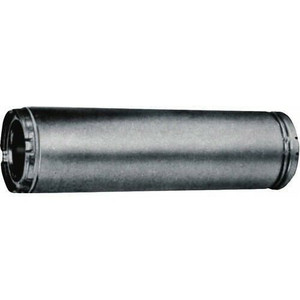 """American Metal 6""""x24"""" Insulated Triple Wall Chimney Stove Pipe 6HS-24"""
