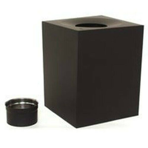 """American Metal 8"""" Triple Wall Chimney Roof Support 8HS-RSA12"""