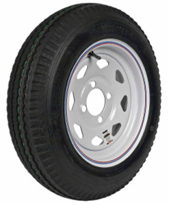 Martin Wheel DM412B-4C-I Trailer Tire and Wheel 4.80-12