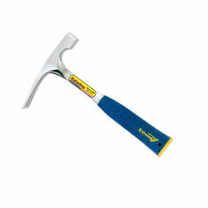 Estwing  16oz Bricklayer or Mason's Hammer w/ Patented End Cap