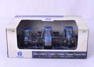 1/64 New Holland Tractor Set