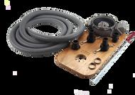 Manual Portable Pump Kit - Aluminum