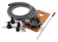 Manual Portable Pump Kit 18GPM - Aluminum
