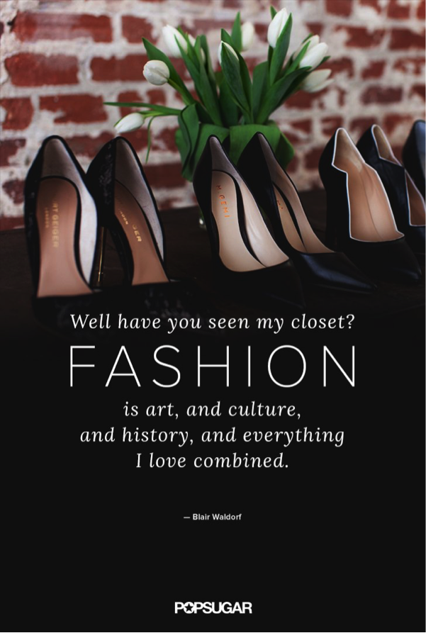 Primrose Market Blog- Fashion Quotes-Gossip Girl 2