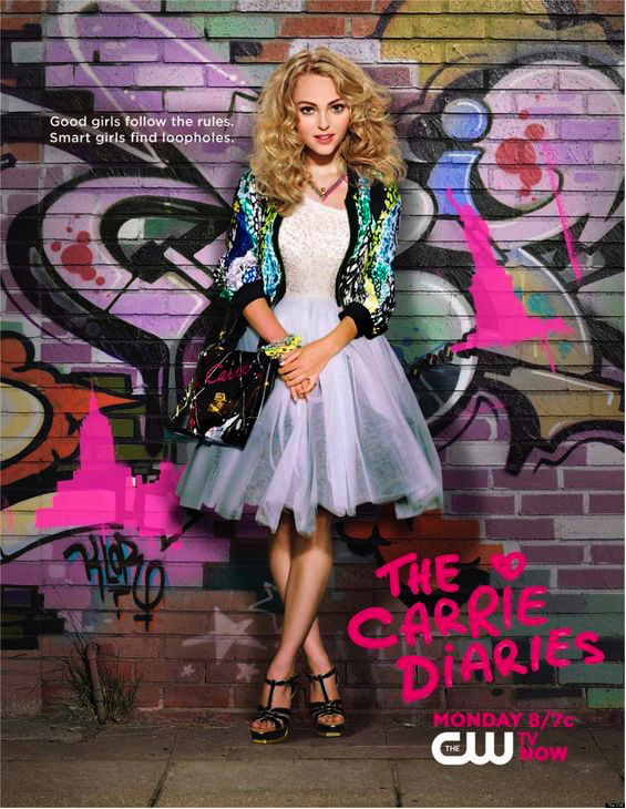 Primrose Market Blog- Fashion Quotes-Carrie Diaries-2