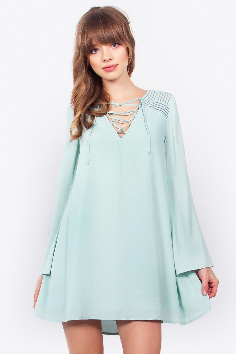 Primrose Market Blog- Boho Style-lattice dress