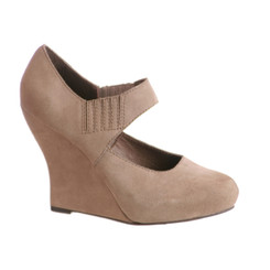 Bacio 61 Piccolo, wedge mary jane