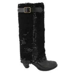 Irregular Choice- Carnaby Queen- Women's Boot- Black