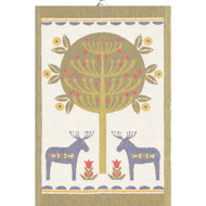 Ekelund Tea/Kitchen Towel - Tradet (Tradet)