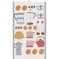 Ekelund Tea/Kitchen Towel - Fika (Fika)