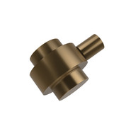 102-BBR Cabinet Hardware Brushed Bronze