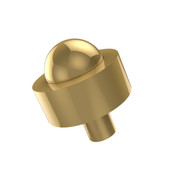 101A-PB Cabinet Hardware Polished Brass