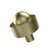 101A-SBR Cabinet Hardware Satin Brass