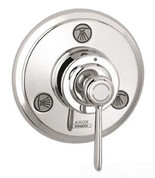 16834001 HANSGROHE DIVITER TRIM W/ LEVER HANDLE HANSGROHEINC. 969271 969271