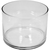Glass Cylinder 8x6  (8 Per Case)