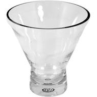 Viz Floral Glass Vase 6x3x6 (12 Per Case)