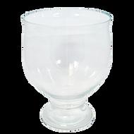 "Glass Vase 7.5""x 9"""