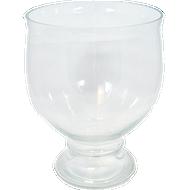 "Glass Vase 11""x 16"""
