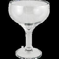 "Viz Floral Margarita Glass 7""x 11""x 5"""