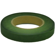 "Floral Tape 1/2"" 110 Yards Green"