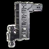 "GH-1625  drop or raise 12"", Includes Hitch, Dual ball, pintle lock, 32,000 LBS"