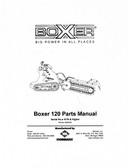 Boxer 120 Parts Manual