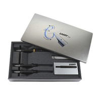 Lamy Joy Calligraphy Set Black And Silver