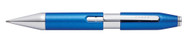 Cross Edge Retractable Blue Rollerball Pen