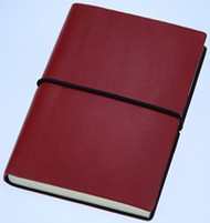 Ciak Notebook - Red (15cm X 21cm - Blank Pages)