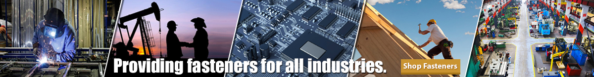AFT provides fasteners for the OEM, Petroleum, Construction, Mil-Spec & Electronics Industries.