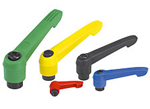 Kipp Adjustable Handle Novo Grip