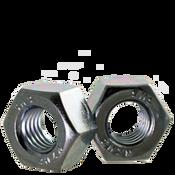 "1 1/2""-8  Heavy Hex Nut, A194/SA194 2H, 8 Pitch, Zinc Cr+3 (150/Bulk Pkg.)"