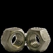 "1 1/2""-6 Finished Hex Nuts, Grade 2, Coarse, Low Carbon Steel, Hot Dip Galvanized (50/Bulk Pkg.)"