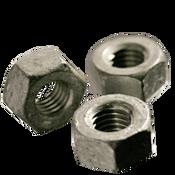 "1 1/4""-7 Heavy Hex Nut, A563 Grade A, Coarse, Hot Dip Galvanized (50/Bulk Pkg.)"