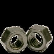 "1 1/2""-6 Finished Hex Nuts, Grade 2, Coarse, Low Carbon Steel, Plain (50/Bulk Pkg.)"