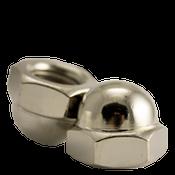 "1/2""-13 Acorn Nut, 2 Piece, Nickel Plated (500/Bulk Pkg.)"