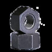 "1 1/4""-7 Heavy Hex Nut, A194/SA194 2H, Plain (USA) (270/Bulk Pkg.)"